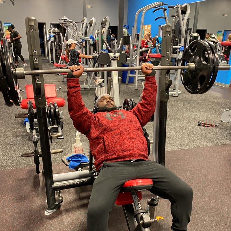 24 Hour Fitness Club SC